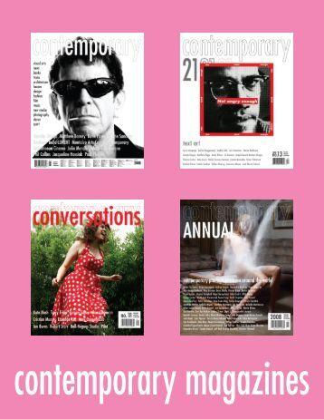 MEDIA PACK.pdf - Contemporary Magazine