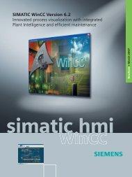 SIMATIC WinCC Version 6.2 - Applied Industrial Systems Ltd