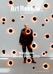 Magazine Media Pack 2013 - Mercury-Publicity