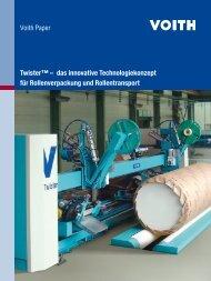 Twister™ – das innovative Technologiekonzept für ... - Voith