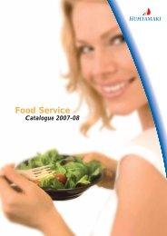 Food Service - Huhtamaki Spain