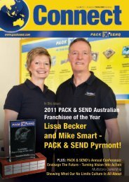 Issue 4 - Pack & Send
