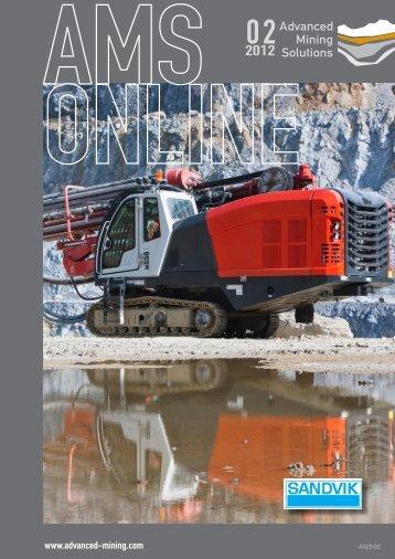 Der neue Cat-Radlader 966K XE ist mit einem ... - Advanced Mining