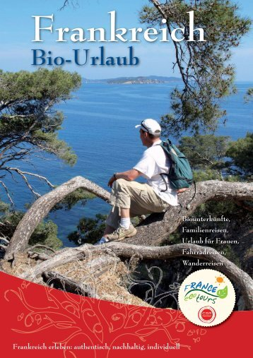Katalog PDF-Version herunterladen - France écotours