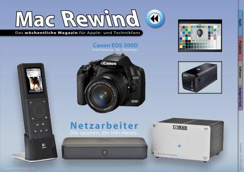 Mac Rewind - Issue 13/2009 (164) - MacTechNews.de - Mac Rewind