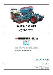 3 - Sulky Burel