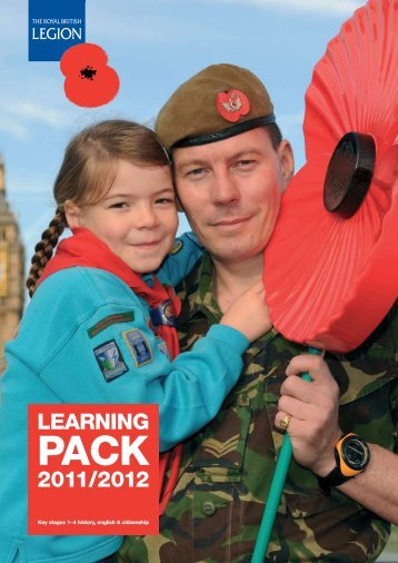 The Royal British Legion Learning Pack 2011/2012 - St James School