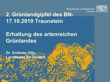 Erhaltung des artenreichen Grünlandes - Bund Naturschutz in ...