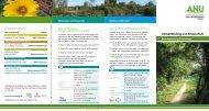 Umweltbildung und Klimaschutz - ANU Hamburg