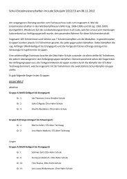 Bericht mit Ergebnissen (ca. 51kB) - Schulsport-Hamburg.de