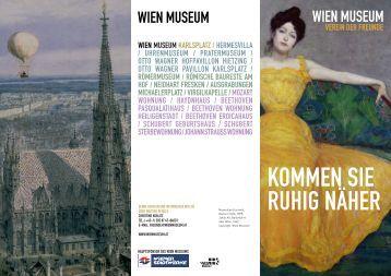 PDF-Download - Wien Museum