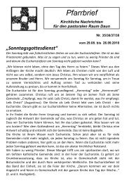 Pfarrbrief 35 - kirche-daun.de