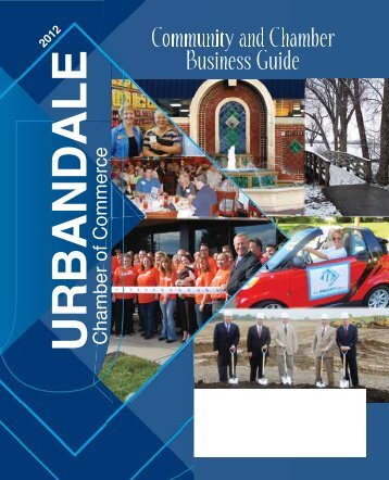 Community and Chamber Business Guide - Uniquely Urbandale