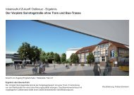 Ideenaufruf Zukunft Ostkreuz - Ergebnis Der Vorplatz Sonntagstraße ...