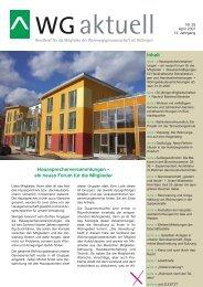 Rundbrief Nr. 25 / April 2007, 14. Jahrgang
