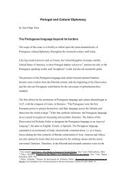 Portugal and Cultural Diplomacy - Institute for Cultural Diplomacy