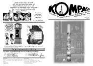 Kompass Ausgabe 2 / März 2007