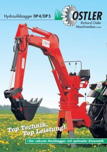 DP4 und DP5 - Ostler Maschinenbau GmbH