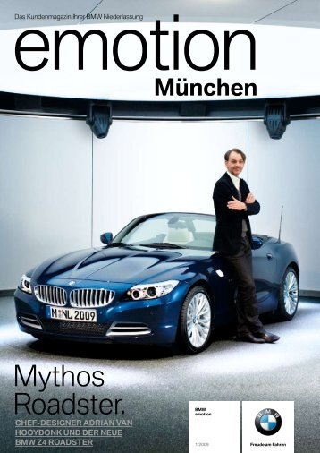 Mythos Roadster. - publishing-group.de