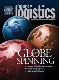 March 2008 - Inbound Logistics
