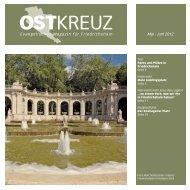 OSTKREUZ Magazin - Evangelische Kirchengemeinde St. Markus ...