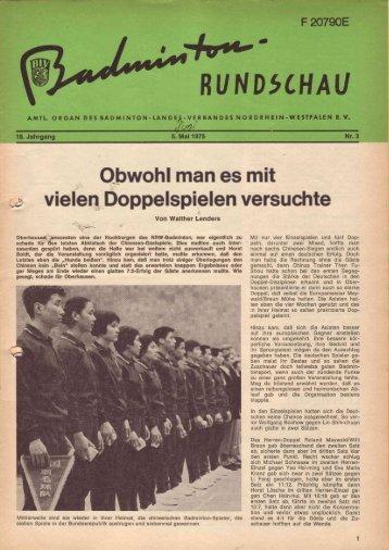 Nr. 6 Juni 1975 - BLV-NRW