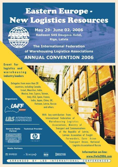 Eastern Europe - New Logistics Resources - LBS International