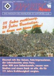: Der Saison, Foto-Impressionen, - HSV-Supporters