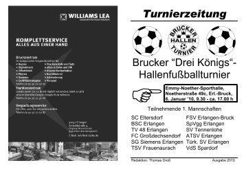 Hallenheft 2010 - FSV Erlangen-Bruck