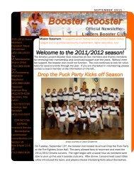 Welcome to the 2011/2012 season! - esportsdesk.com