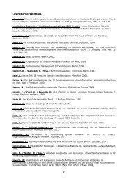 Literaturverzeichnis - bei DuEPublico
