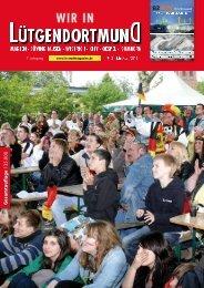 Public Viewing in Marten - Dortmunder & Schwerter Stadtmagazine