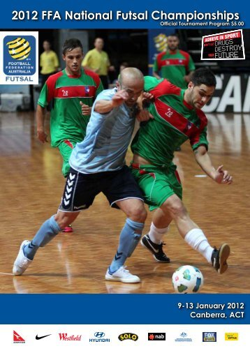 2012 FFA National Futsal Championships - Futsal4all - Futsal in ...