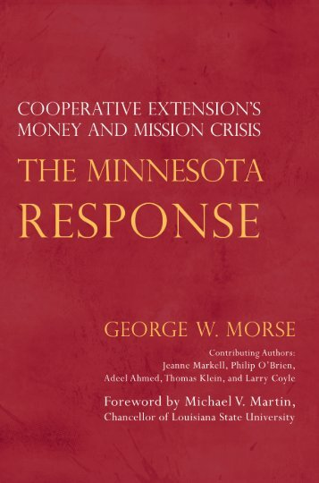 full text - Department of Applied Economics - University of Minnesota