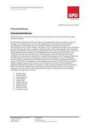 Pressemitteilung als PDF-Dokument anzeigen - SPD-Ortsverein Bad ...