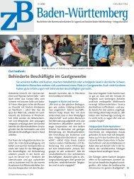Nachrichten des Kommunalverbandes für ... - Universum Verlag