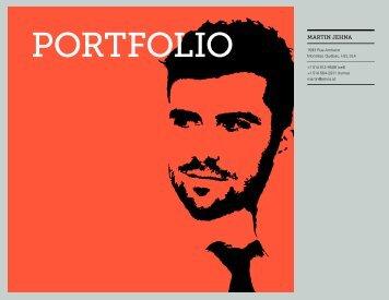 portfolio - Martin Jehna