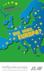 Download - Junge Europäische Föderalisten Deutschland
