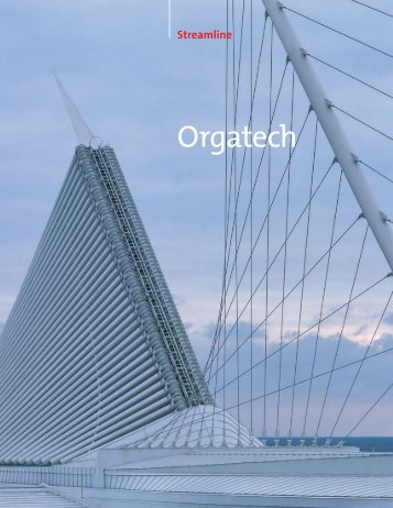 Streamline Catalog - Orgatech+Omegalux