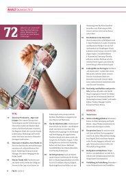 Ausgabe 12/2012 - FACTS Verlag GmbH