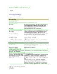 leitlinie magenchirurgie leistungsangebot, management