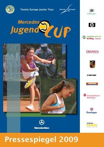 Pressespiegel 2009 (PDF) - Mercedes Jugend Cup