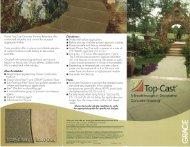 Grace Top-Cast Concrete Surface Retarders otter Directions ...