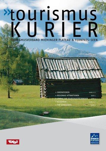 TOURISMUSVERBAND MIEMINGER PLATEAU & FERNPASS-SEEN