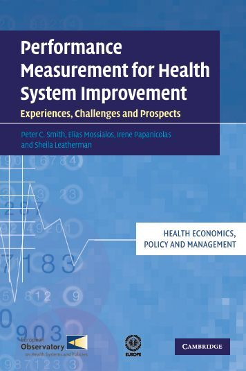 performance measurement systems Supply chain performance measurement system based on scorecards and  web portals nenad stefanović and dušan stefanović faculty of science.