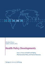 The 2nd HPD report - Health Policy Monitor