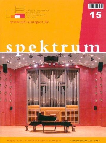 download - Musikhochschule Stuttgart