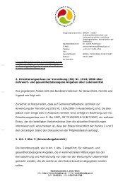 2. Orientierungserlass zur Verordnung (EG) Nr. 1924/2006 über ...