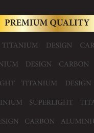 PREMIUM QUALITY - OLYMPIQUE CYCLES