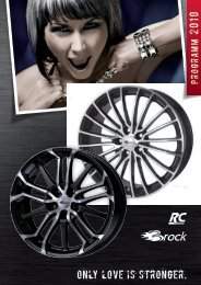NEU! - Brock Alloy Wheels
